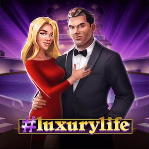 #luxurylife online slotový automat