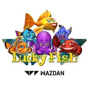 Online slotový automat Lucky Fish od Wazdan