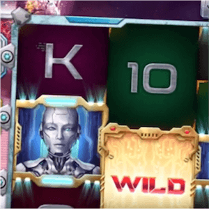 Machina slotový automat v akcii