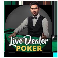 Základy pokera s live krupiérom